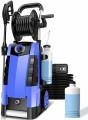 TEANDE 3800PSI Electric Pressure Washer, 2.8GPM High Pressure Power Washer 1800W Machine