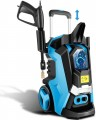 TEANDE Electric Pressure Washer 3800 PSI Smart High Pressure Power Washer 2.8 GPM 1800W Powerful Cleaner Machine