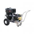 Delux EB4032KLDG Diesel-Powered Cold Water Pressure Washer 4 GPM  3200 PSI - Belt Drive