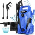 Power Washer, TEANDE Pressure Washer 2300PSI Electric High Pressure Washer 1400W Professional