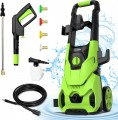 PAXCESS Electric Pressure Washer 3000 PSI 2.5 GPM