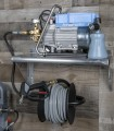 KRANZLE K1622TS PRESSURE WASHER | COMPLETE WALL OR CART MOUNT PACKAGE | LEVEL 5